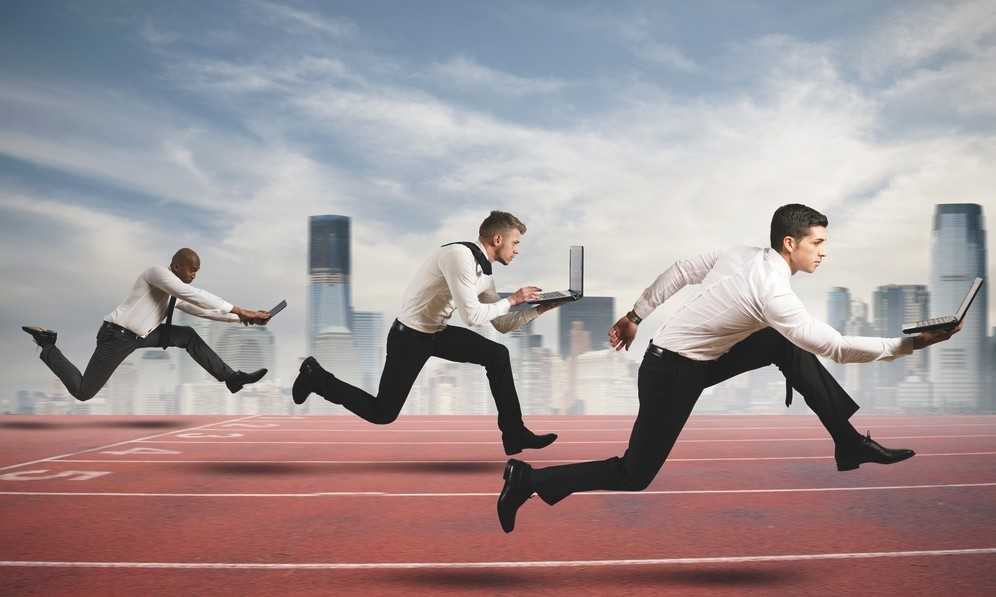 How To Find The Right Level Of Competition For Your Sales Team