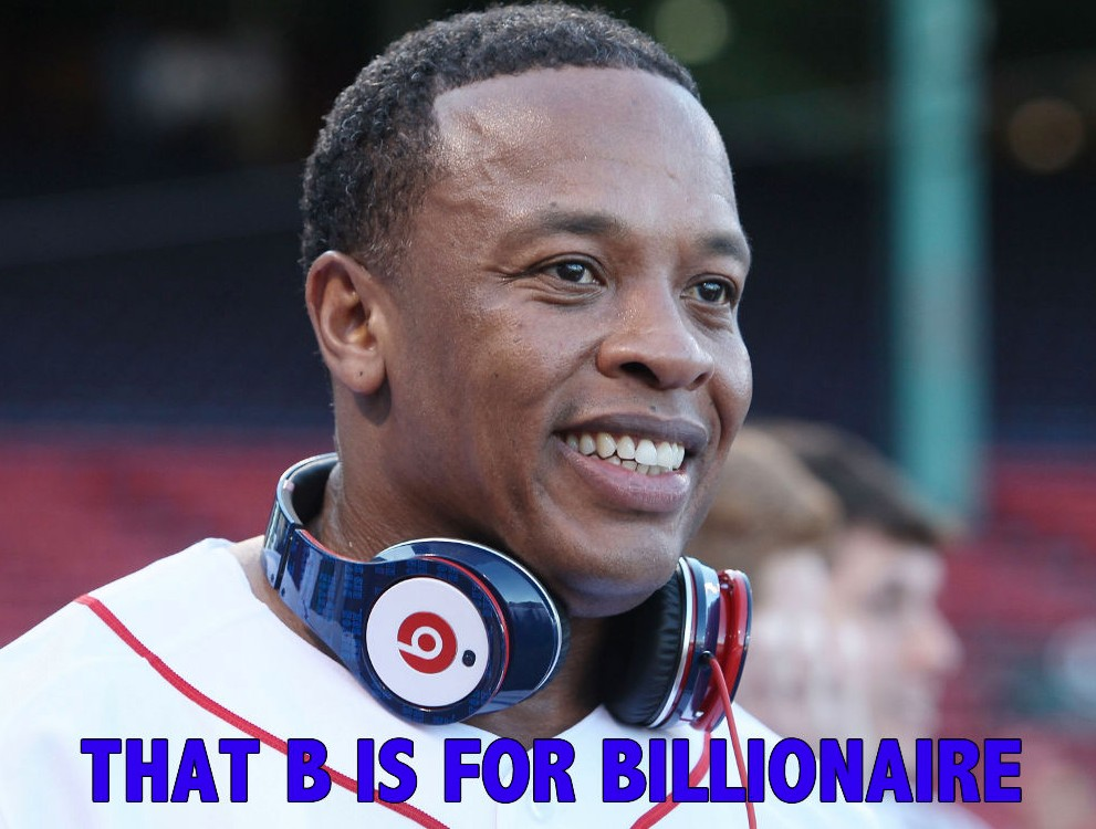 Beats By Dre Branding Excellence