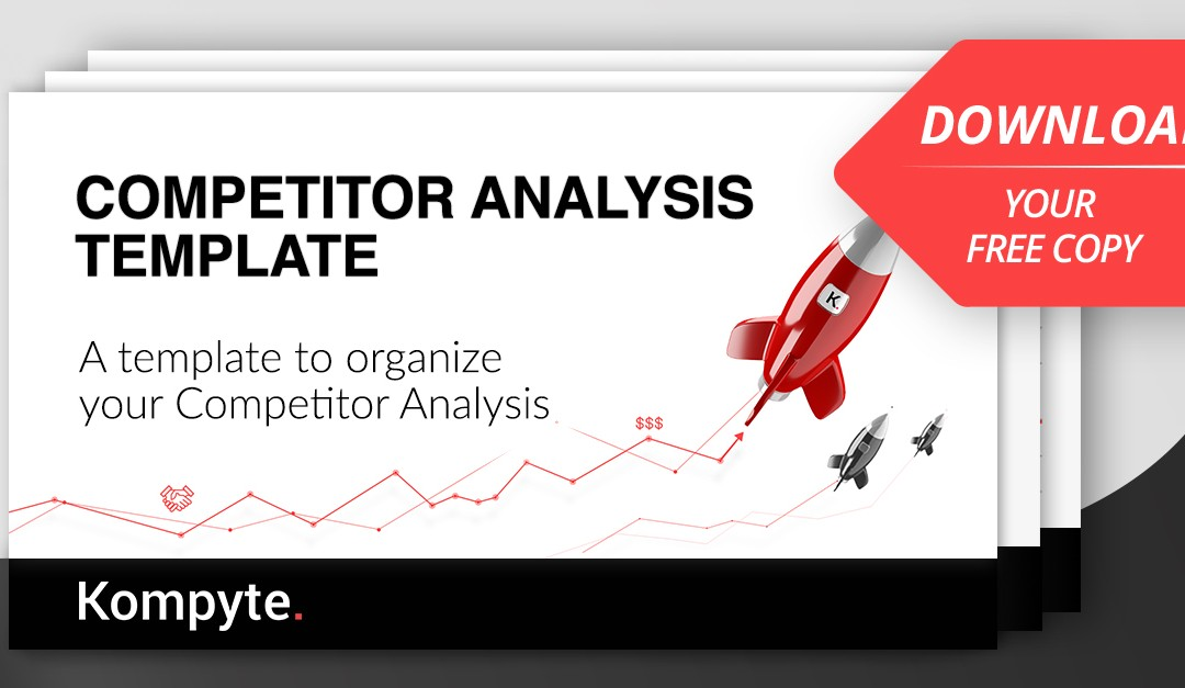 Competitor Analysis Template | Free Download