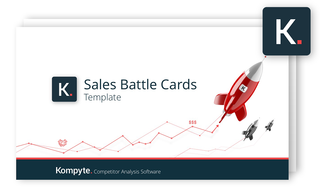 Battle Cards Are A Concise Accumulation Of The Competitive Knowledge Your Sales Team Needs To Win Deals In Short What Reps Need Crush Any