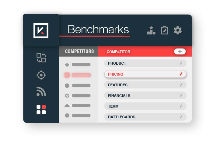 New-Competitor-Benchmarks-Concept