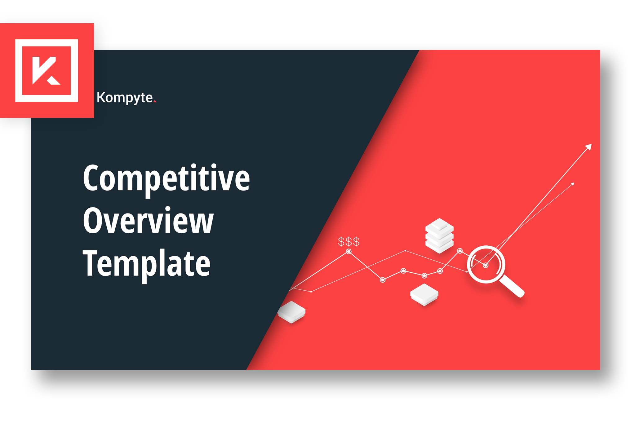 Competitive Overview Template | Free Download