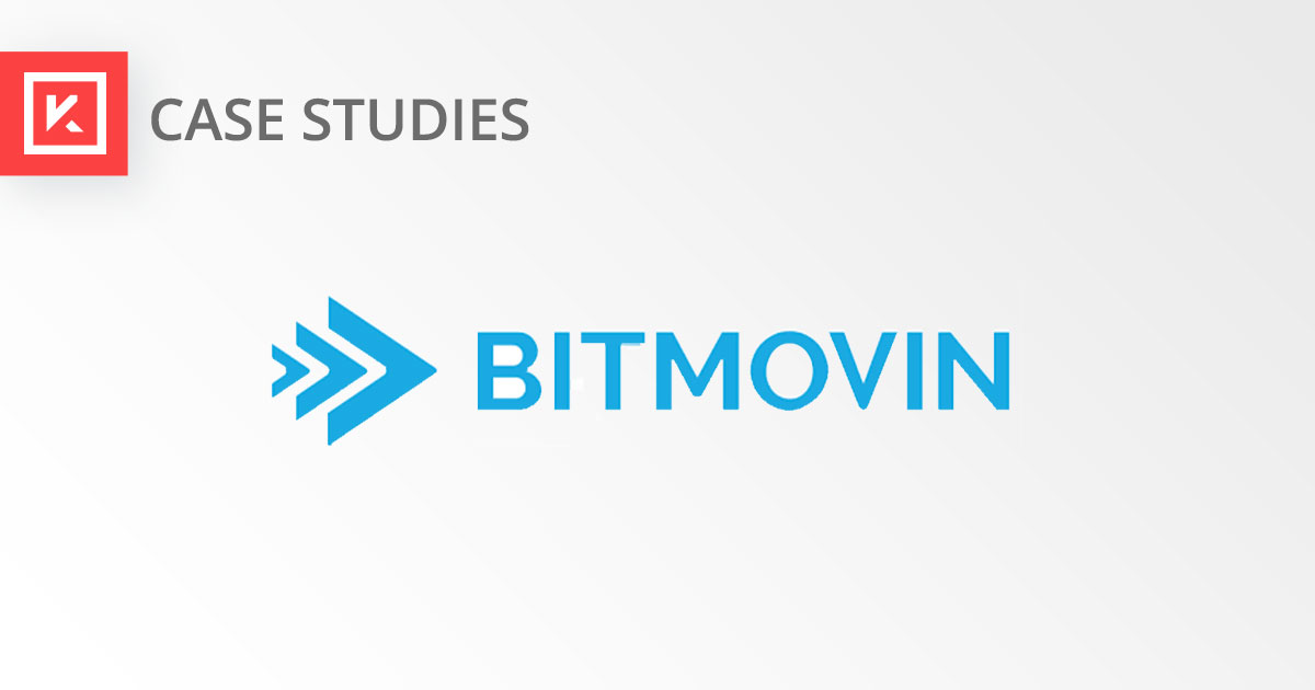 Why Bitmovin chooses competitive intelligence| Kompyte