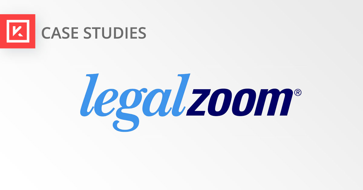 How LegalZoom® maintains its competitive advantage