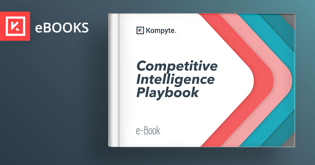 How to collect competitive intelligence & gain actionable insights