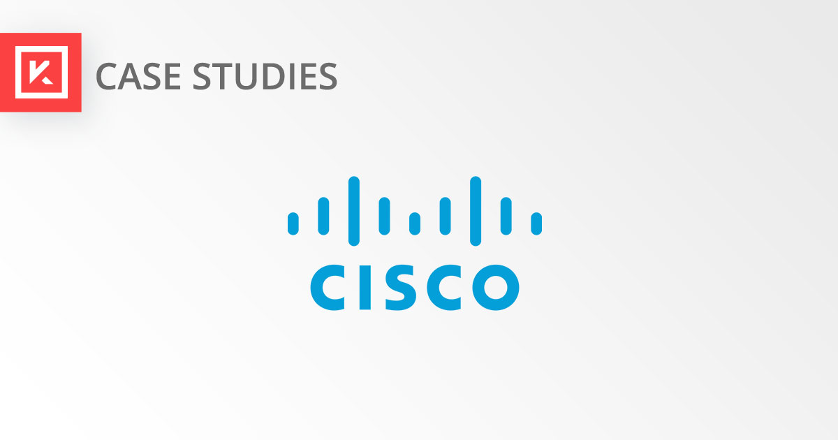 How Cisco uses CI to improve the customer experience across 8+ industries