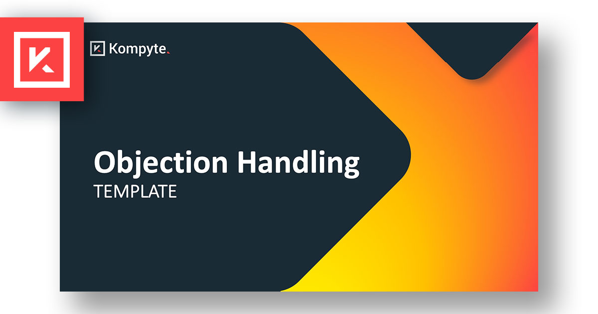 Download Your Free Objection Handling Battlecard Template | Kompyte