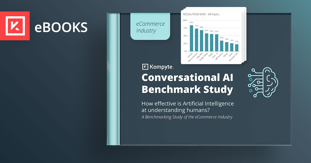 Conversational AI Benchmark Study | Download eBook